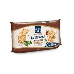 Crackers integrali fara gluten x 200g Nutrifree