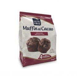 Muffin cu cacao fara gluten x 180g Nutrifree