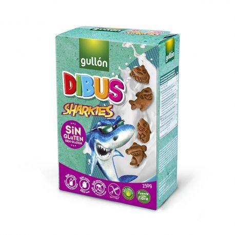 Biscuiti Dibus fara gluten x 250g Gullon