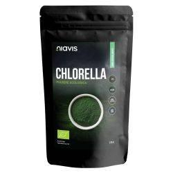 Chlorella Pulbere Organica/BIO x 125g Niavis