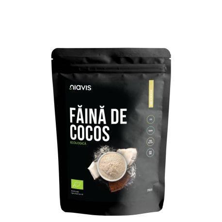Faina de Cocos Organica/BIO fara gluten x 250g Niavis