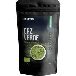 Orz Verde Pulbere Organica/BIO x 125g Niavis