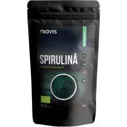 Spirulina Pulbere Ecologica/BIO x 125g Niavis