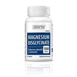 Magnesium Bisglycinate x 30cps Zenyth