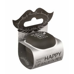 Balsam de buze pentru barbati cu menta si aloe vera x 6.8g Beauty Made Easy