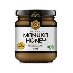 Miere de Manuka MGO120+ x 340g Natural Health