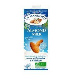 Lapte de migdale fara zahar x 1L La Mandorle