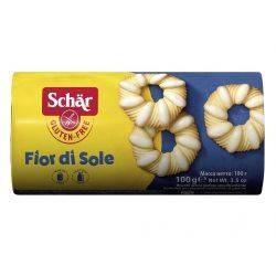 Fior Di Sole - Biscuiti cu vanilie fara gluten x 100g Dr. Schar