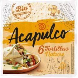 Tortilla ECO x 240g Acapulco