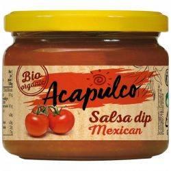 Sos Tortilla Salsa Mexican bio x 260g Acapulco