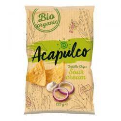 Tortilla chips ECO x 125g Acapulco