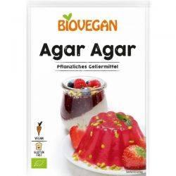 Agar Agar gelatina fara gluten ECO x 30g BioVegan