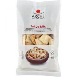 Crackers Tokyo Mix ECO fara gluten x 80g Arche Naturkuche