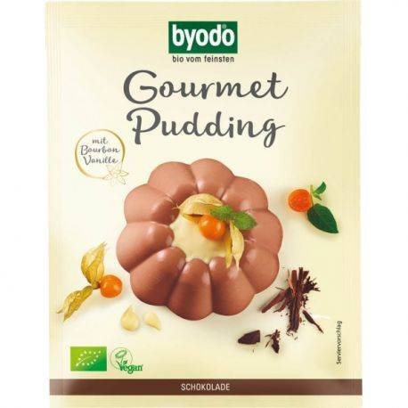 Budinca de cacao fara gluten x 40g Byodo