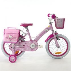 Bicicleta copii Hello Kitty Ballet 16 - Ironway