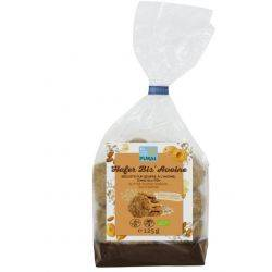 Biscuiti bio fara gluten din ovaz cu migdale si caise x 125g Pural