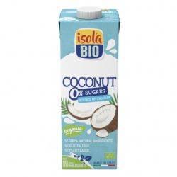 Bautura bio din orez cu cocos 0% zahar fara gluten x 1000ml Isola Bio