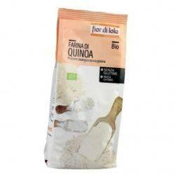 Faina de Quinoa bio fara gluten x 375g Fior di Loto