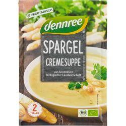 Supa crema de sparanghel bio, la plic x 45g Dennree