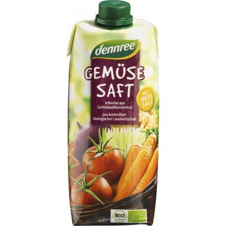 Suc de legume bio x 500ml Dennree