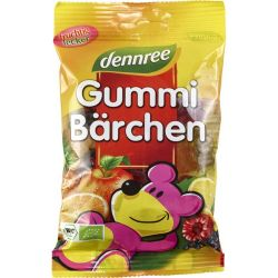 Ursuleti din gelatina bio x 100g Dennree