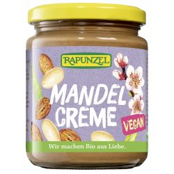 Crema bio de migdale Vegan x 250g Rapunzel