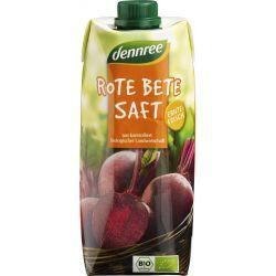 Suc de sfecla rosie bio VEGAN x 500ml Dennree