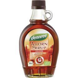 Sirop de Artar grad A gust intens bio x 250ml Dennree