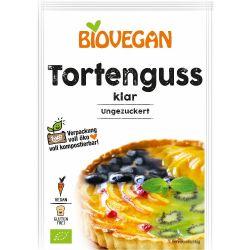 Gelatina vegana incolora fara gluten bio 2x6g Biovegan