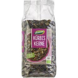 Semințe de dovleac bio cu gust de nucă.
