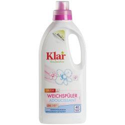 Balsam sensitiv pentru rufe fara parfum x 1L Klar