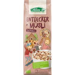 Musli bio cu ciocolata pentru copii x 750g Allos