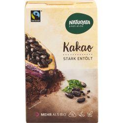 Pudra de cacao bio degresata FARA LACTOZA x 125g Naturata