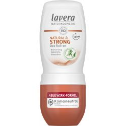 Deo Roll-On Strong cu Gingseng x 50ml Lavera