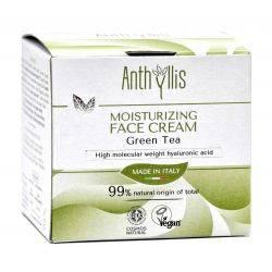Crema de fata hidratanta cu ceai verde, vegan x 50ml Anthyllis