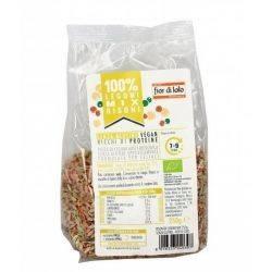 Paste bio Risoni mix legume (linte rosie, mazare, naut) fara gluten x 250g Fior di Loto