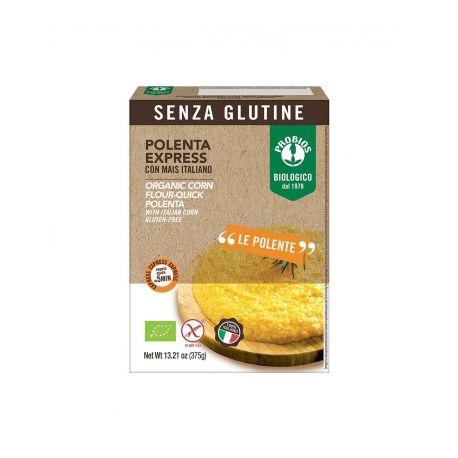 Polenta expres Malai prefiert fara gluten x 375g Probios