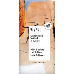 Ciocolata bio cappuccino x 100g Vivani