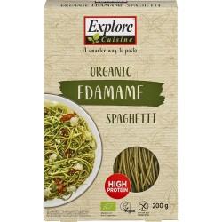 Spaghetti din edamame bio fara gluten x 200g Explore Cuisine