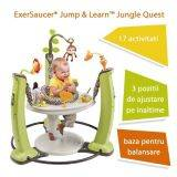 Evenflo Jump & Learn Jungle Quest