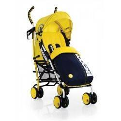 Carucior Koochi Speedstar- Primary Yellow Koochi
