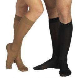 Ciorapi 3/4 cu varf grad I de compresie Tonus Elast