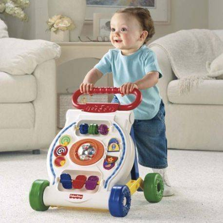 Premergator Briliant Basics Activity Walker Fisher-Price