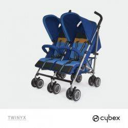 Carucior copii gemeni Cybex Twinyx