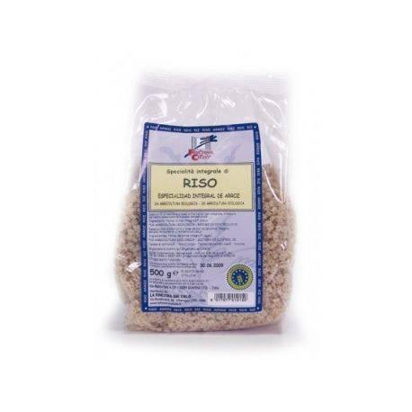 Paste bio Stelute din orez integral x 500g