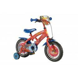 E&L Cycles - Bicicleta E&L Spiderman 12''