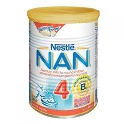 Lapte Praf Nestle Nan4 x 400g, de la 18 luni