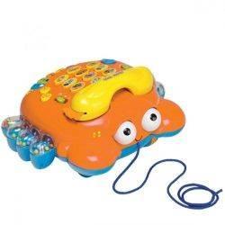 Lexibook - Telefon Muzical Crab