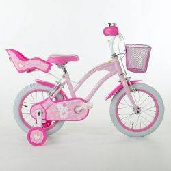 Bicicleta Hello Kitty Cruise Flowers 14 Ironway
