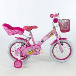 Bicicleta Hello Kitty Airplane 12 Ironway